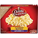 Orville Redenbacher's Ultimate Butter Popcorn, 3.29 Ounce Classic Bag, 6-Count, Pack of 6