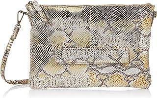 PIECES Damen Pctabby Leather Fc Clutches, Einheitsgröße