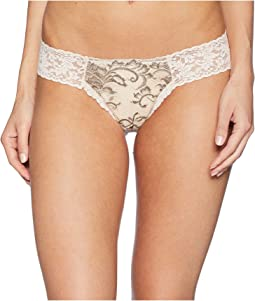 Regency Low Rise Diamond Thong