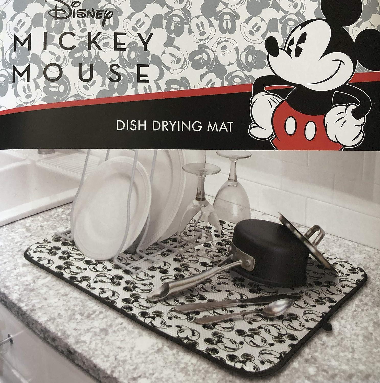 Disney Kitchen Las Vegas Mall Ultra Absorbent Seattle Mall Microfiber Reversible Drying Mat