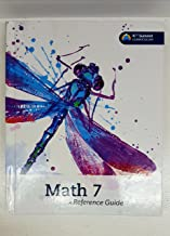 Math 7 a Reference Guide