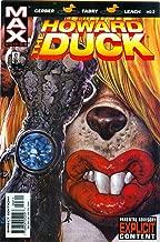 Howard the Duck Vol. 2 #3, April 2002
