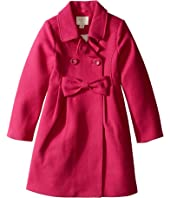 Kate Spade New York Kids - Fit & Flare Coat (Little Kids/Big Kids)