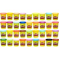 36 Pack Play-Doh Modeling Compound Case of Colors 3 Oz
