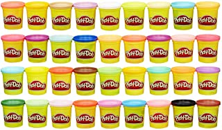 Play-Doh Modeling Compound 36-Pack Case of Colors,...