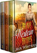 Brave Western Brides: A Western Historical Romance Book Collection