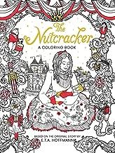 The Nutcracker: A Coloring Book (Classic Coloring Book)