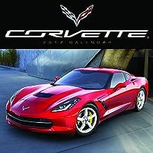 2017 Corvette Wall Calendar