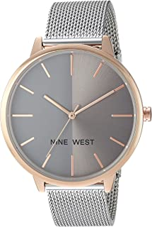 Women's NW/1981 Sunray Dial Mesh Bracelet Watch