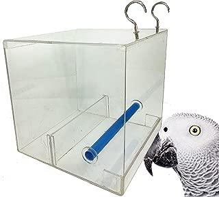 bird feeder for parrots