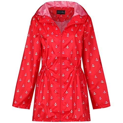 exclusive range drop shipping on sale online Red Raincoat: Amazon.co.uk