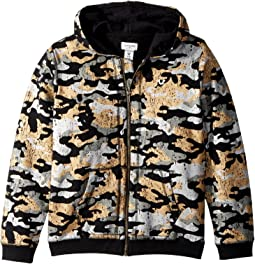 True Religion Kids - Metallic Camo Hoodie (Big Kids)