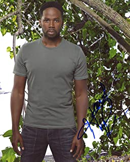 """Harold Perrineau""""Lost"""" AUTOGRAPH Signed 8x10 Photo"""