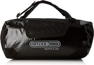 Ortlieb K1401 Travel Duffle, Black, 65 cm x 44 cm x 31 cm, 85 Litre