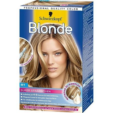 M1 blond schwarzkopf Schwarzkopf Nordic