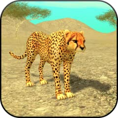 REAL CHEETAH EXPERIENCE - Play as real wild cheetah, have a family, rest in your den, hunt other animals, become more powerful REALISTIC SIMULATOR - Maintain your health and energy by eating and drinking water, raise your family, explore massive worl...