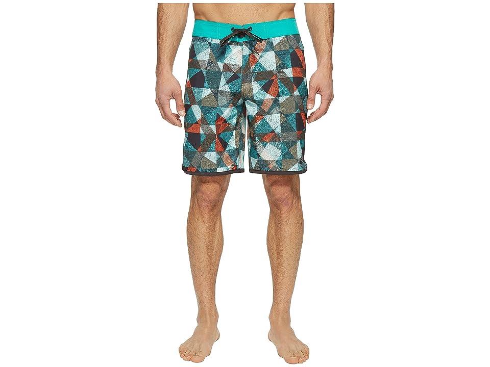 Prana High Seas Shorts (Spruce Dune) Men