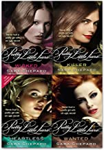 Wicked Pretty Little Liars Series 2 Collection 4 Books Set By Sara Shepard (Wicked, Killer, Heartless, Wanted)