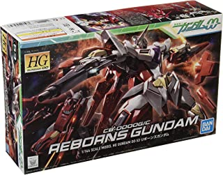 HG Mobile Suit Gundam 00 1/144 Reborns Gundam Plastic Model