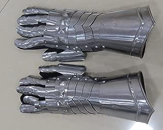 Medieval Gauntlets Finger Armor Middle Ages Fighting LARP