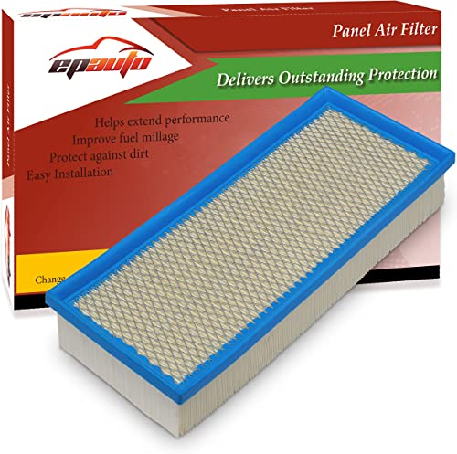 discount EPAuto GP349 outlet online sale (CA10349) Replacement for Nissan Panel wholesale 4 Cylinders Engine Air Filter for Altima (2007-2012) sale