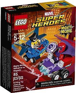 LEGO Super Heroes Mighty Micros: Wolverine Vs. Magneto...