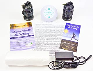 Ionic detox Foot Bath Spa Chi Cleanse Unit for Home Use. Best Home Foot Spa