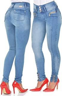 Booty Lift Jeans | Super Shaping Jeans | Colombian Jeans Levanta Cola