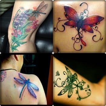 Best dragonfly tattoo ideas 2 Reviews