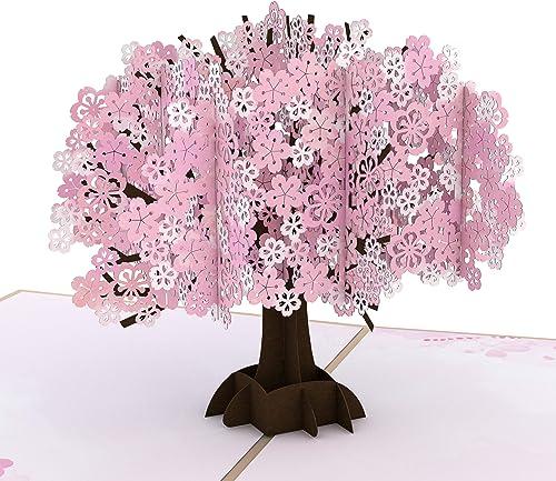 Lovepop Cherry Blossom Pop Up Card - 3D Card, Mother's Day Card, Pop Up Mother's Day Call, Card for Wife, Card for Mo...