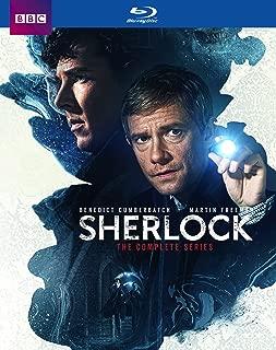 Sherlock: S1-4 & Abominable Bride (BD)