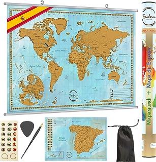 Amazon.es: mapa españa rascar