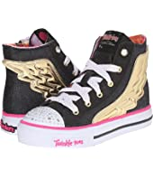 SKECHERS KIDS - Twinkle Toes - Flutter Up 10565L (Little Kid/Big Kid)