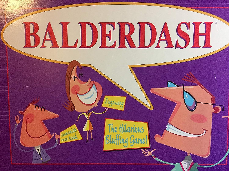 bienvenido a elegir Balderdash, The Hilarious azulffing azulffing azulffing Juego (1995)  compra limitada