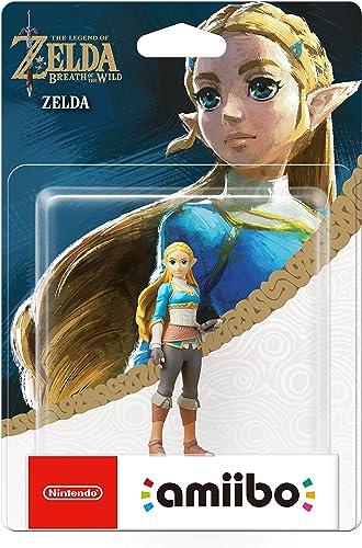 Amiibo The Legend of Zelda: Breath of the Wild Zelda