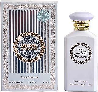 Musk Andalusia-Farah's Oriental Unisex Perfume - Eau De Parfum 100ml