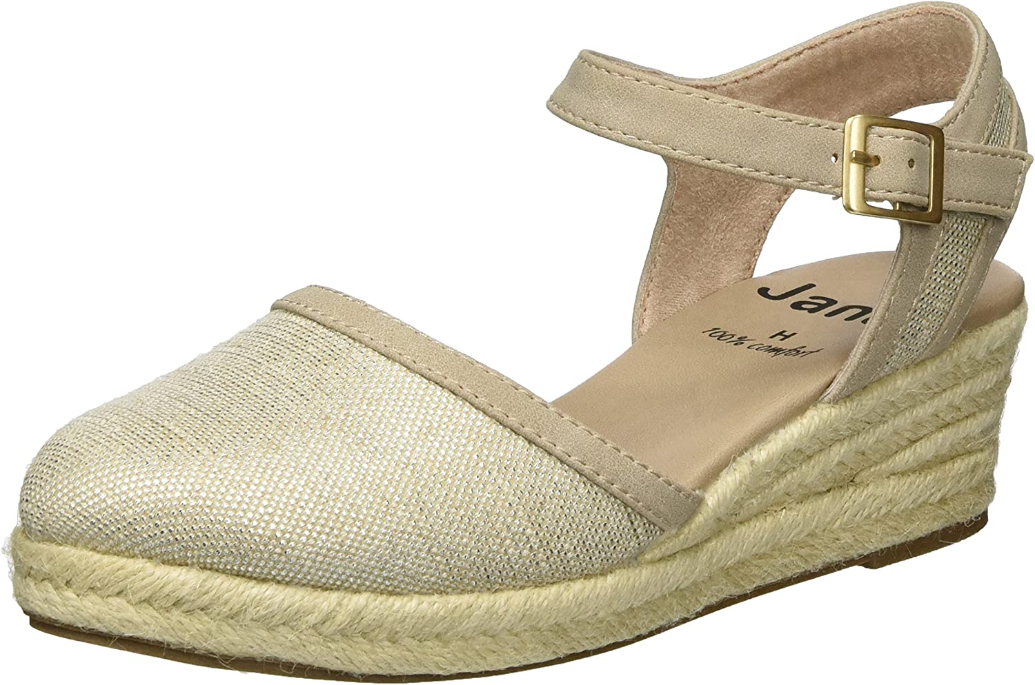 Jana shoes Lydia Wedge Sandal