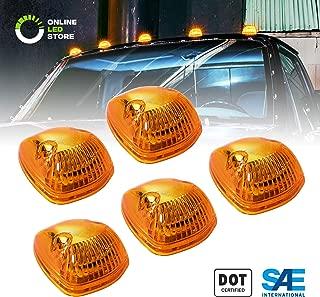 Best amber led cab lights Reviews