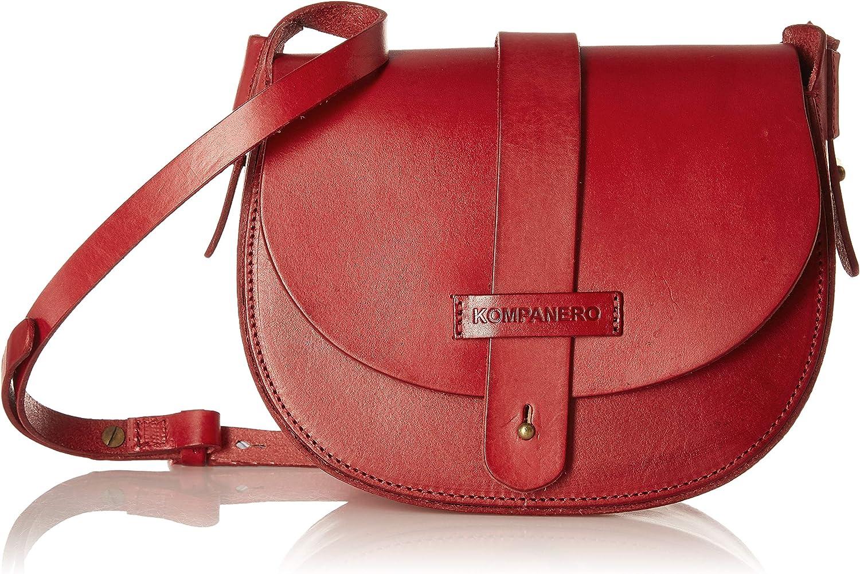 Kompanero US Genuine Leather Bag Satchel Max Topics on TV 48% OFF