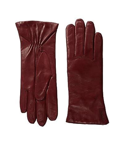 Hestra Elizabeth (Dark Red) Dress Gloves