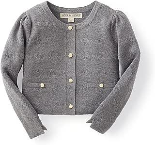 Girls Milano Stitch Cardigan Sweater