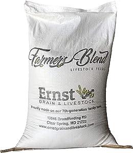 Ernst Grain Black Oil Sunflowers, Non-GMO (40 lb)