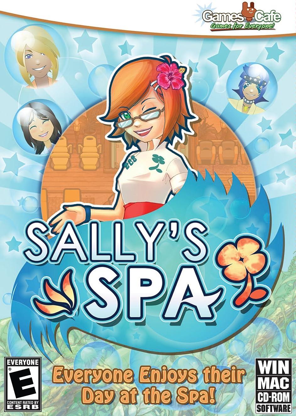 野ウサギハリウッドゲートSally's Spa (輸入版)