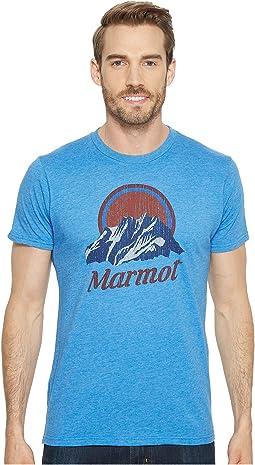 Marmot Short Sleeve Pikes Peak Tee