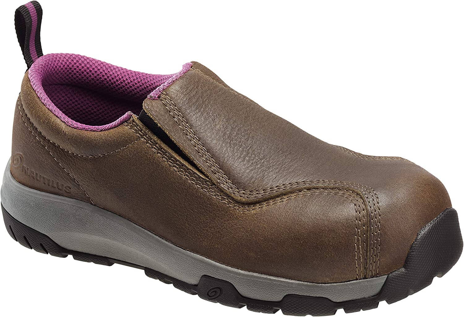 Nautilus Max 59% OFF Safety Outlet sale feature Footwear Women's Shoe Slip-on Industrial Sd10