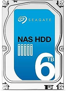 Seagate ST6000VN0031 6 TB SATA 6 Gbps Internal Hard Drive