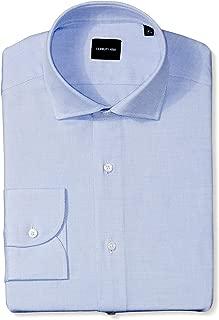 Cerruti 1881 Men's Herringbone Dress Shirt