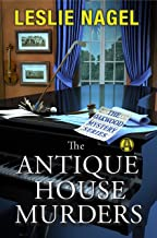 The Antique House Murders: The Oakwood Book Club Mystery Series