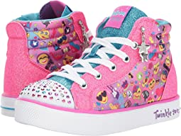 SKECHERS KIDS - Twinkle Breeze 2.0 10879L Lights (Little Kid/Big Kid)