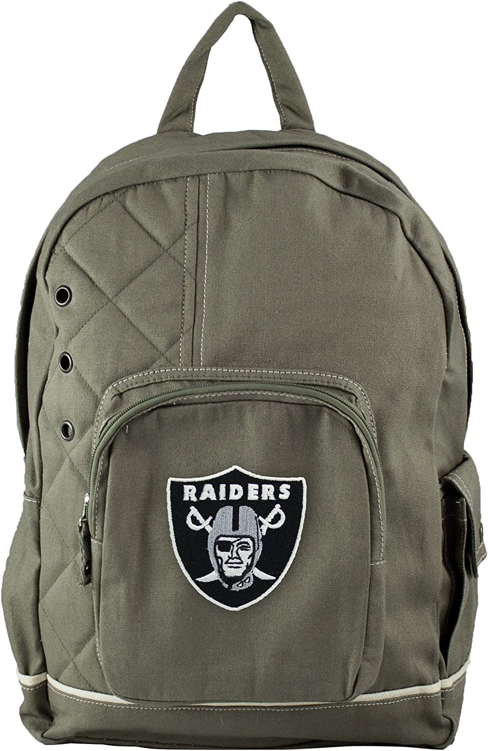 Littlearth NFL Oakland Raiders Old 0 Limited time for free shipping Backpack School Large-scale sale One-Size
